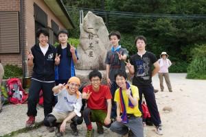 2015年7月 六甲山①