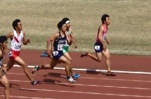 西園寺100m