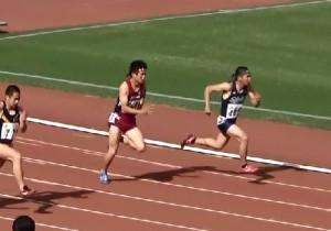 岩﨑100m