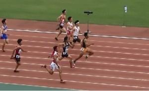 岩﨑200m予選