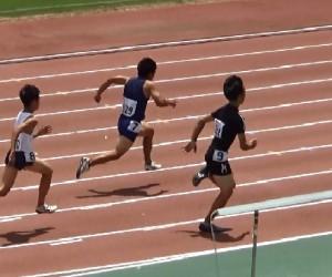 小林100m