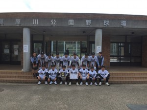 軟式野球部H29秋季大会