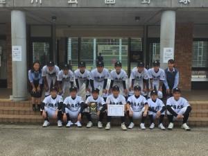 軟式野球部H29秋季大会2